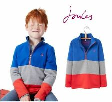 Joules Zip Neck T-Shirts & Tops (2-16 Years) for Boys
