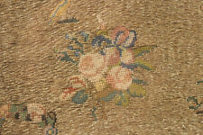 Biedermeier Stickmustertuch Andenken Antik Original Needlework Sampler 1824