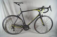 NEW X-Large 57cm Look 675 Light Road Bike Carbon Ultegra 11spd Compact 50/34t
