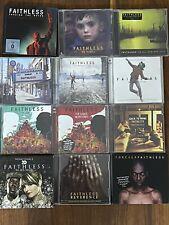 Faithless (12 CD - Paket) TOP!!