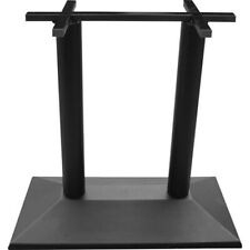 Rectangle Black HDC Table Base 700mm High