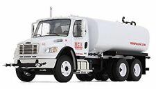 Freightliner M2-106 Water Tank Truck Horsfield Construction (HCI) 1/34 Diecas...