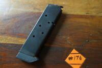Colt 1911 1911A1 Magazine Shaw Bumper Pad Capacity 7