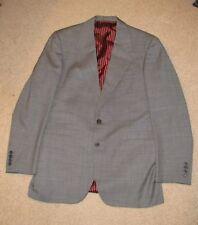 Oxxford Suit, Dark Gray, Super 120's, Ex Cond, MTM, 38L