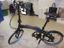 """BMW Folding Bicycle Dark Black 20"""" 80912447964 OEM from BMW"""