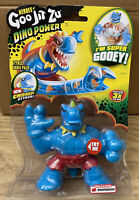 Heroes of Goo Jit Zu Dino Power Action Figure Tyro The T-rex Gooey Toy