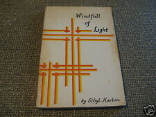 Windfall Of Light by Sibyl Harton - Study Of The Vocation Of Mother Eva Mary C.T
