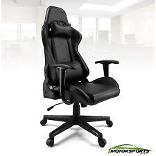 Reclining Swivel Office Chair Desk PC Computer Racing Gaming Ergonomic Chair