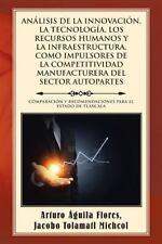 AnÁlisis de la InnovaciÓn, la TecnologÍa, Los Recursos Humanos y la...