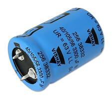Condensateurs-aluminium électrolytique-cap alu elec 4700UF 63V snap-in