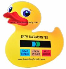 Baby Bath Toddler Safety Water Thermometer Temperature Monitor Duck