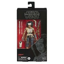 Jannah - Star Wars The Black Series 6-Inch Action Figure New free shipping