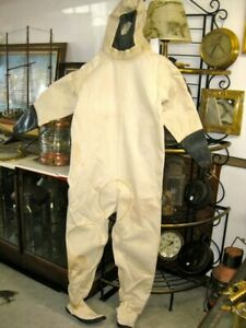 """1969 VINTAGE """"BUNNY"""" DEEP SEA DIVING SUIT, ENTER FROM THE BACK, VERY GOOD..."""