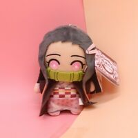 Nezuko Kamado Plush Figure Doll Stuffed Toy Demon Slayer Kimetsu No Yaiba 15Cm