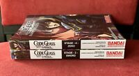 Code Geass: Stage 3 (Sword) & 4 (Zero), English Light Novels ~2009-10, Paperback