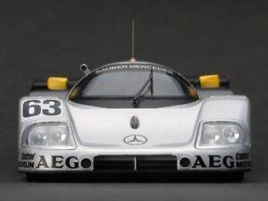 Mercedes Benz Race Car Lemans Racing Racer Sauber Carousel SLR c9 Gifts For Men