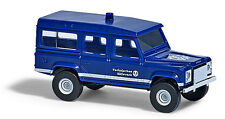 Busch 8373, Land Rover Defender » THW «, N Gauge Finshed Model 1:160