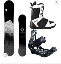 system mountain snowboard