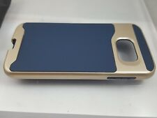 Samsung Cellever Galaxy S6 Case Gold and Blue