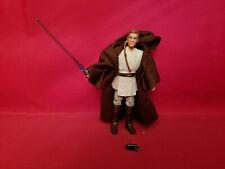 Star Wars TVC VC76 - Obi-Wan Kenobi - Loose & Complete - Hasbro 2012 TPM