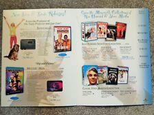 Bowfinger / Mystery Men (Video Dealer Brochure 1990S) Steve Martin, Eddie Murphy