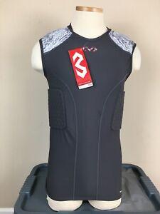 Brand New Mcdavid Hex Padded Sleeveless Shirt 5 Pad Men's Size Medium M