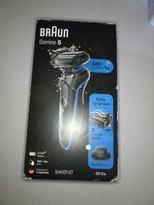 Braun Electric Razor for Men, Series 5 5018s Electric Shaver with Precision Trim