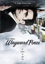 Wayward Pines: Season 1 (DVD, 2015, 3-Disc Set) New Free Ship