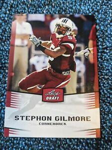 Stephon Gilmore 2012 Leaf Draft Rookie Card Buffalo Bills New England...