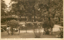 s12436 Lowlands Recreation Ground, Harrow, London postcard   *COMBINED SHIPPING*