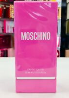 Moschino Fresh Pink Couture Eau De Toilette Spray For Women 1 oz  * New In Box