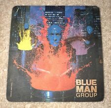 Blue Man Group Mouse Pad