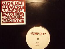 """MOS DEF - THE JUMP OFF / MAGNIFICENT (12"""")  2004!!!  RARE!!!  LUDACRIS!!!"""
