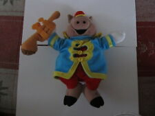 Disney Silly Symphonies plush band Pig