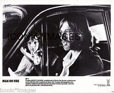 ORIGINAL 1987 MOVIE PHOTO-MAN ON FIRE-SCOTT GLENN-JADE MALLE-JOE PESCI