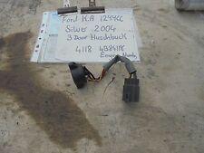 FORD Elettrico Di Accensione Interruttore Di Avviamento Connettore 2004 KA