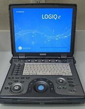 Ge Logiq E Software R7 Portable Ultrasound With1 Probe