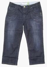 Street One  Damen 3/4 tel Jeans Short  Modell Sofia  W30  Zustand (Wie) Neu