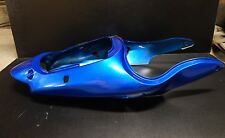 98 99 1998 1999 Ninja Zx9 Zx9r Zx 9 Rear Back Tail Fairing Cowl Plastic OEM BLUE