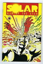 Solar, Man of the Atom #2 (Oct 1991, Acclaim / Valiant) *VF+/NM