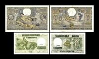 2x  50, 100 Francs - Edition 1933 - 1947 - Reproduction - B 14