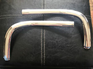 1968-69 Torino Mouldings Front Fender Extension Eyebrow LH RH Fairlane Ford