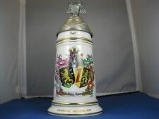 Vintage 1955 Usareur Edingen, Germany Stein Mug