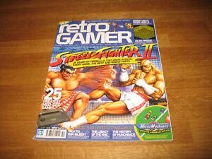 Retro Gamer magazine # 151 issue 151 vintage retro Street Fighter II cover