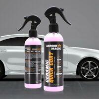 Ceramic Coating Polisher Sealer Wash Wax Detailer Spray Clean & Shine for Car