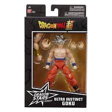 Dragonball Super Dragon Stars Ultra Instinct Goku Figure Bandai 2018