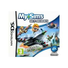 My Sims Sky Heroes Nintendo DS 3DS PAL Reino Unido