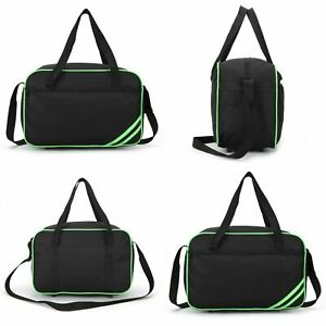 GREEN Holdall Cabin Carry Luggage Flight Bag Ryanair Approved Size 40x20x25 cm