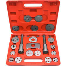 Universal Caliper Tool Kit Case Wind Back Disc Brake Pad Piston Compressor 21pc