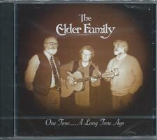 The Elder Family - One Time...A Long Time Ago (CD 2008) NEW/SEALED